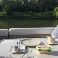 Photo taken at Yachtclub Deinze by Bianka D. on 5/27/2018