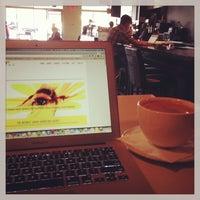 Photo taken at Lola Savannah Coffee Lounge by Mike L. on 3/1/2013