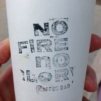 Photo taken at No Fire No Glory by Florian K. on 4/28/2013