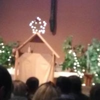 Photo taken at Our Father Lutheran Church by Samantha H. on 12/17/2013