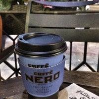 Photo taken at Caffé Nero by Betül O on 11/10/2017