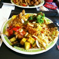 Photo taken at Panda Express by Penélope G. on 7/14/2013