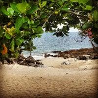 Photo taken at Moonlight Bay Resort Koh Lanta by Jenny K. on 5/1/2014