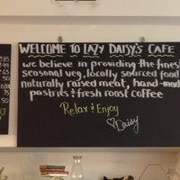 Photo taken at Lazy Daisy's Cafe by Jennifer S. on 12/14/2012