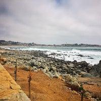 "Photo taken at Restaurant ""La Playa"", El Quisco by Silvana R. on 2/25/2016"