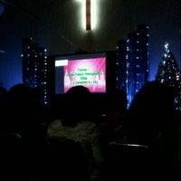 Photo taken at Gereja Toraja Bintaro by Laura on 12/8/2012