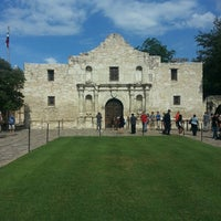 Photo taken at The Alamo by Magicc J. on 6/8/2013