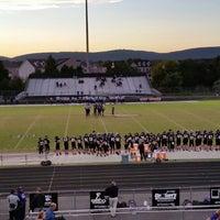 Photo taken at Battlefield High School by Dev B. on 9/22/2014