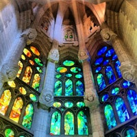 Photo prise au Sagrada Família par Guero V. le7/8/2013