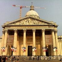 Photo taken at Panthéon by Guero V. on 7/13/2013