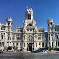 Foto tirada no(a) Palacio de Cibeles por Guero V. em 7/8/2013