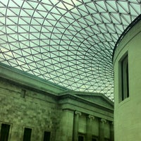 Photo taken at British Museum by Guero V. on 7/17/2013