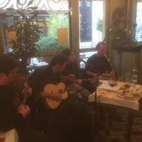 Photo taken at Ερμής by Omur on 12/28/2014