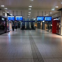 Photo taken at Vienna West Station by Giorgia on 3/10/2013