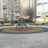 Photo taken at Круг by Мария П. on 4/7/2016