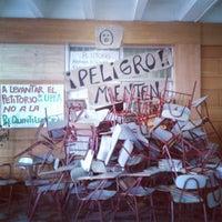 Photo taken at Universidad de Playa Ancha de Ciencias de la Educación by Javiera A. on 6/7/2013