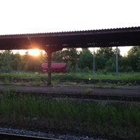 Photo taken at Neunkirchen (Saar) Hauptbahnhof by Jonas on 6/7/2013