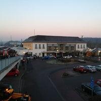 Photo taken at Neunkirchen (Saar) Hauptbahnhof by Jonas on 2/18/2013
