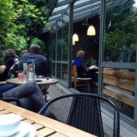 Photo taken at Cafe Palaver by Jonas on 9/1/2014