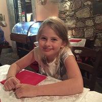 Photo taken at La Tavernetta by Elena A. on 6/23/2015