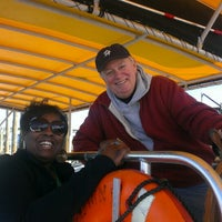Photo taken at Capt. Mike's Dolphin Adventure Tours by Roshawnda J. on 2/24/2013
