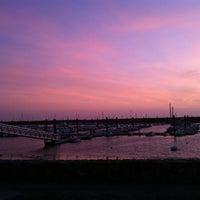 Photo taken at Port de Morin by Delph R on 12/23/2012