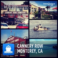 Photo taken at Cannery Row by Arya H. on 7/25/2013