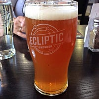 Photo taken at Ecliptic Brewing by Jeremy K. on 9/6/2014