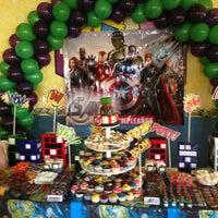 Photo taken at Salon De Fiestas Toys by Jose Hector P. on 4/13/2013