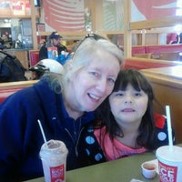 Photo taken at Wendy's by Dennis P. on 1/19/2013
