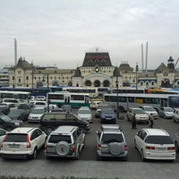 Photo taken at Vladivostok Railway Station by Satoshi O. on 2/17/2013
