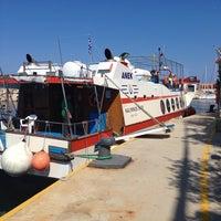 Photo taken at Bodrum-Kalymnos Ferry by sevgilicemre on 5/31/2014