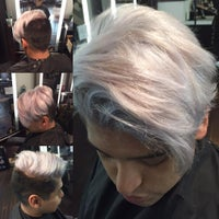 Photo taken at Bangz Salon & Wellness Spa by Christi Ana H. on 4/18/2016