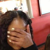 Photo taken at Gino's Burgers & Chicken by ShamaraOnAir H. on 11/9/2012
