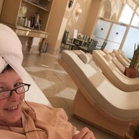 Photo taken at Spa - Beau Rivage by Doree T. on 1/23/2017
