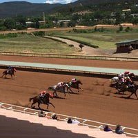 Photo taken at Ruidoso Downs Race Track and Casino by Doree T. on 7/22/2016