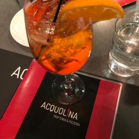 Photo taken at Acquolina by Doree T. on 7/13/2018
