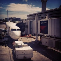 Photo taken at Delta Air Lines Ticket Counter by Koen B. on 7/21/2014