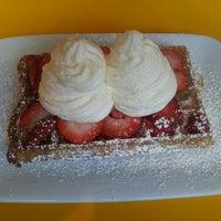 Photo taken at Wafels & Dinges Cafe by Koen B. on 7/20/2013