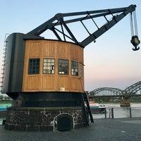 Photo taken at Rheinufer Köln/Südkai by Thorsten S. on 4/2/2017