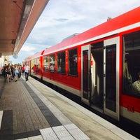 Photo taken at Bahnhof Euskirchen by Thorsten S. on 5/28/2017