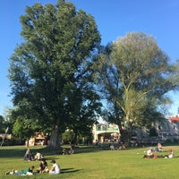 Photo taken at Kaiserwiese by Thorsten S. on 5/18/2017