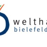 Photo taken at Welthaus Bielefeld by Thorsten S. on 2/18/2015