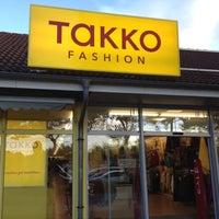 Photo taken at Takko Fashion by Thorsten S. on 10/9/2012