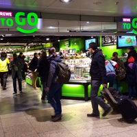 Photo taken at REWE to GO by Thorsten S. on 11/30/2013