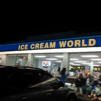 Photo taken at Ice Cream World by Rich on 9/16/2012