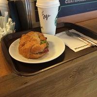 Photo taken at Starbucks by Özge Y. on 9/24/2014