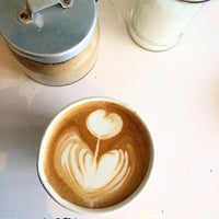 Photo taken at Wallace Espresso by jade on 1/29/2016
