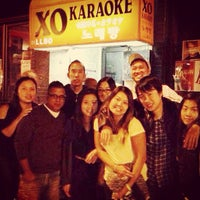Photo taken at XO Karaoke Bar by jade on 9/1/2014