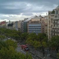 Photo taken at Hotel Paseo de Gracia by александр э. on 7/11/2014